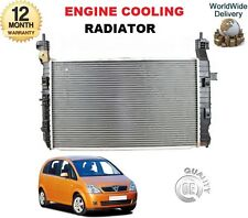 FOR VAUXHALL OPEL MERIVA A 1.4 1.6 1.8 2003-2010 ENGINE COOLING RADIATOR