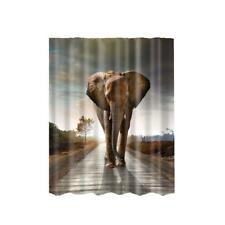 Panel impermeable de la cortina del baño de la ducha del baño del