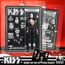"KISS  8"" Paul Stanley  retro mego The Star child  series 2 MIP SHIPS FREE"