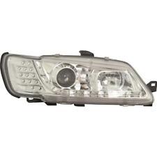 Scheinwerfer Set Peugeot 306 97-01 Facelift LED Dragon Lights klar/chrom 1003819
