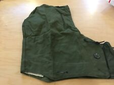 m 43 hood for jacket  or overcoat, new old stock ,medium