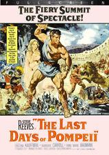 The Last Days of Pompeii [New DVD]