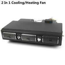 32Pass Coil 2 IN 1 Car Truck Heater Air Conditioner Blower Fan 12V Heating Air