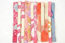 @Japanese Kimono Vintage Accessory Koshihimo (12pieces) 7nfuji31255