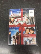 Holiday Collector's Se DVD 4 Christmas Movies NEW Sealed
