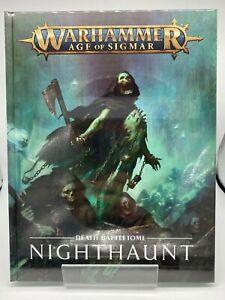 Warhammer AoS - Nighthaunt Battletome