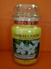 Yankee Candle Large Jar - Tobacco Flower