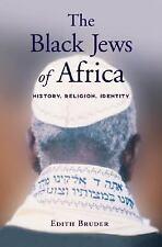 The Black Jews of Africa: History, Religion, Identity-ExLibrary