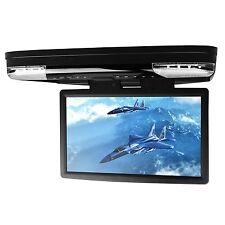 """PANTALLA DE TECHO HD XTRONS 15.6"""" DVD HDMI USB SD JUEGOS MANDO PARA 12V/24V."""