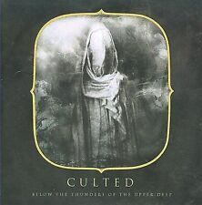 CULTED - Below the Thunders of the Upper Deep (CD, 2009) Black/Doom Metal, NEW