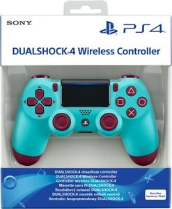 CONTROLLER ORIGINALE SONY PLAYSTATION 4 PS4 DUALSHOCK V2 Berry Blue