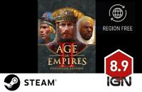 Age of Empires II: Definitive Edition [PC] Steam Download Key - FAST DELIVERY