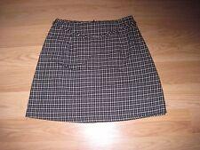 My Michelle Ladies Size 7/8 Scottish Plaid Schoolgirl Style Mini Skirt/Free SH