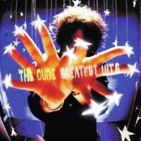 CURE - Greatest Hits CD *NEW & SEALED - FAST UK DISPATCH*