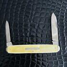 Vintage SchradeCut Co Walden NY 2 Blade Folding Pocket Knife