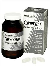 HEALTH AID CALMAGZINC - 90 TABLETS