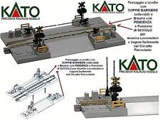 Kato Passage au niveau Croisé À 4 Barrières quelle fonction Toboggan Échelle-n