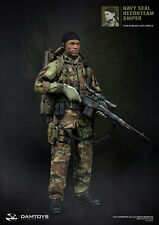 1/6 Damtoys Dam Toys 93014 Navy Seal Reconteam Sniper Tears of the Sun Figure