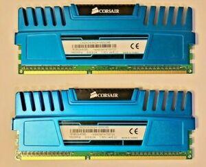 Corsair 8 GB DIMM 1600 MHz PC3-12800 DDR3 SDRAM Memory (CMZ8GX3M2A1600C9B)