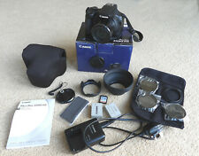Canon PowerShot SX60 HS 16.1MP Digital Camera- Used, Boxed with Accessories