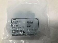 Abb Cal19 11 1sfn010820r1011 Auxiliary Contact 3a 440v