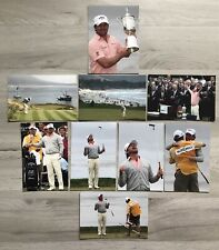 More details for graeme mcdowell - 2010 us open golf - pebble beach - 9 x unsigned photos photos