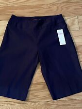 Eight Clovers Womens Blue Shorts  Size #6 Rayon, Nylon, Spandex