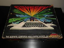 Magnavox Odyssey 2 System Console Complete in Box CIB Odyssey2