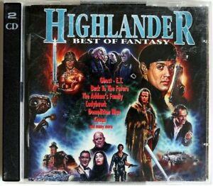 CD - Highlander Best of Fantasy - Soundtrack Compilation - Preowned