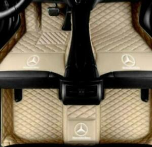 Fit For Mercedes-Benz S400, S450, S500, S550,S600 2010-2021 NEW Car Floor mats