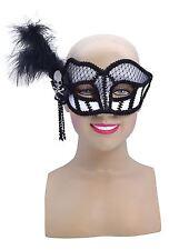 White/Black Trim + Skull /Cross Bones, On Glasses Frame, Masquerade Mask #AU
