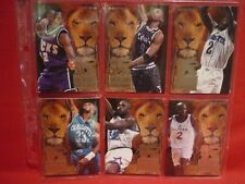 1994-95 FLEER YOUNG LIONS SET OF 6 WEBBER BAKER O'NEAL JOHNSON MOURNING NBA