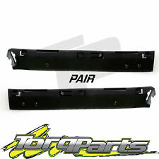 FRONT BUMPER BAR SLIDES PAIR SUIT HOLDEN COMMODORE VY VZ BRACKET LEFT AND RIGHT