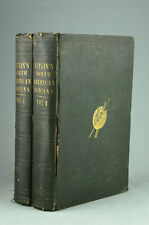 GEORGE CATLIN North American Indians Letters & Notes Wiley Putnam 1841 livre
