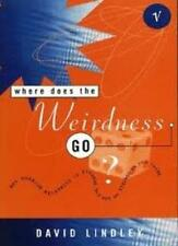 Where Does the Weirdness Go?: Why Quantum Mechanics is Strange, But Not as Str,