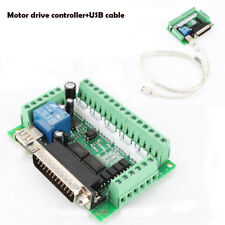 5Axis CNC Interface Board For Stepper Motor Driver Controllers Arduino+USB cable