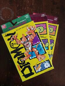 Digmon Digital Monster Versions 1, 2 & 3 [1997-1998]