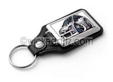 WickedKarz Cartoon Car Vauxhall Astra MK5 Nurburgring Edition White Key Ring