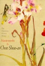 Chao Shao-an~MASTERWORKS~SIGNED 1ST/DJ~NICE COPY
