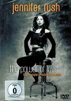 DVD NEU/OVP - Jennifer Rush - The Power Of Love - The Complete Video Collection