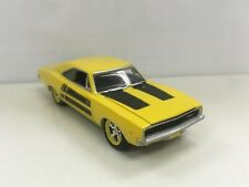 1968 68 Dodge Charger R/T Hemi Collectible 1/64 Scale Diecast Diorama Model