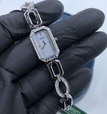 Classy Citizen Womens Crystal Bracelet Watch EG2760-56A #W22