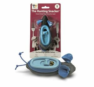 Doc & Phoebe's Cat Co. Indoor Hunting Cat Feeder Kit   Free Shipping