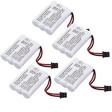 5x Cordless Phone Battery for Uniden Txc-146 Txc-400 Txc-580 Dct-646 T400 T4