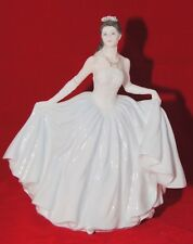 Coalport Beth 15th Anniversary Figurine Of The Year 2000 Limited Edition