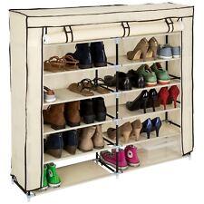 Armadio scaffale per scarpe scarpiera armadio portascarpe 6 piani in tessuto be