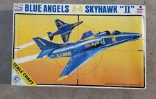 """Vintage ScaleCraft SC-4024 Blue Angels A-4 Skyhawk """"II"""" 1/48 Scale Model"""