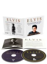Elvis Presley - Wonder Of You & If I Can Dream [New CD] Holland - Import