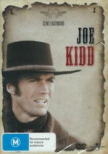 Joe Kidd (DVD, 2003) BRAND NEW & SEALED - FREE POST