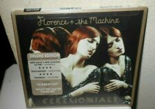 Ceremonials Florence + The Machine: Ceremonials   Deluxe Edition 2011 New Sealed